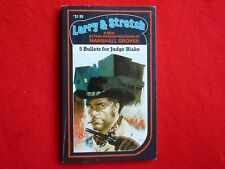 Larry & Stretch, 5 Bullets For Judge Blake,  Marshall Grover Signed Copy