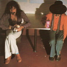 CD Album Frank Zappa Bongo Fury (Zappa/Beefheart) Flat Top, Muffin`Man 80`s
