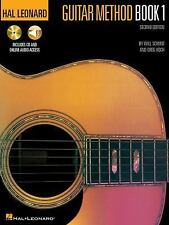 Hal Leonard Guitar Method Book/CD & Online Audio #1 Tuning Chords + FREE PICKS