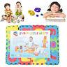 Children Baby Soft EVA Foam Game Pad Alphanumeric Puzzle Toy Educational Toys