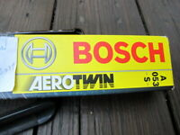 fits JAGUAR XF 2008-2015 Bosch Front Windscreen Wiper Blades Aerotwin AM980S