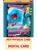 Wobbuffet V SWSH Pokemon TCG Online PTCGO 086/202 DIGITAL CARD FAST VIRTUAL CARD