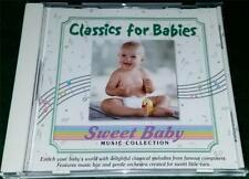 SWEET BABY MUSIC COLLECTION, Classics for Babies, CD