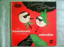 ANDRE KOSTELANETZ AND HIS ORCHESTRA CARNIVAL TROPICANA