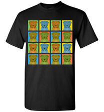 Norfolk Terrier Cartoon Pop T-Shirt Tee, Men Women Youth Tank Short Long Sleeve