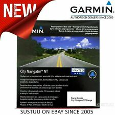 Garmin City Navigator Full Europe NT Maps Micro SD Card Adaptor│For GPS Sat Nav