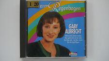 Gaby Albrecht - Hinterm Regenbogen - CD