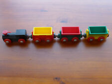 Vintage Brio 31405-31 Tipping Truck Train 1980's Made In Sweden 3310 early 80's