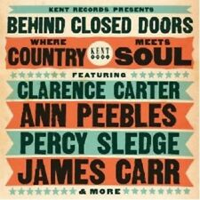 BEHIND CLOSED DOORS-WHERE COUNTRY MEETS SOUL  CD NEU