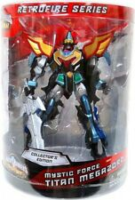 Power Rangers Retrofire Series Mystic Force Titan Megazord Action Figure