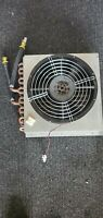 Comair Top Mounted Fan, 560745 W/ Lytron Coil Heat Exchanger M14-120BD1SR