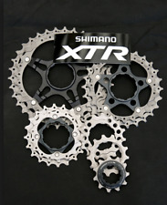NEW Shimano XTR/XT 9 Spd 11T Cog/Sprocket for CS-M970/M960/M770/M760 11-32T