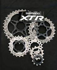 Shimano Deore XTR CS M970 9 speed MTB cassette (11-32) - NEW