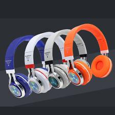 Casque audio stéréo sans fil bluetooth 4.1 pliable ET filiaire prise audio jack