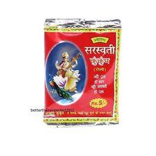 3x Kumkum Powder Saraswati India Hindu Puja Temple Sindoor Roli Havan Religious