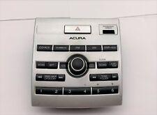 OEM 07-12 Acura RDX Radio Audio Sound AM FM Control Panel Stereo Faceplate Unit