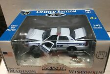 Madison Police Wisconsin 2004 Ford GEARBOX PREMIER 1:43