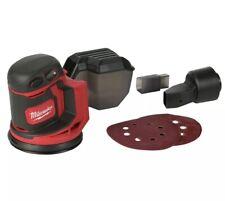 New Milwaukee 2648-20 M18 18V Cordless 5 in. Random Orbit Sander Tool Only