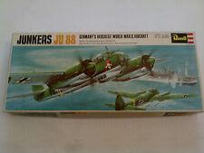 Revell H-113 Junkers Ju 88 A-4/D-1 1:72 OHNE DECALS Kombiversand möglich