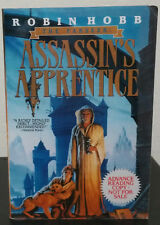 Assassin's Apprentice by Robin Hobb - Signed Uncorrected Proof