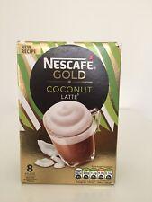 Nescafe Gold Coconut Latte 3 Boxes (24 Sachets)