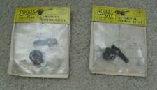 New listing Lot of 2 Vintage Rc Car Part Packs Rocket City #52 Throttle Override Device Nip