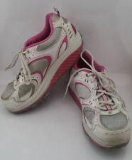 Skechers Shape Ups Breast Cancer Rocker Toning Sneakers Shoes Womens 8 #12309