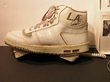 Rare Vintage L.A. Gear Gym Shoe Sneaker With E.T. Novelty Telephone