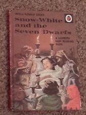 VINTAGE LADYBIRD BOOK WLT SNOW WHITE AND THE SEVEN DWARFS   606D