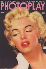 MARILYN MONROE ~ PHOTOPLAY MAGAZINE COVER 24x36 POSTER Photography