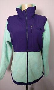 The North Face Mint Denali Fleece Jacket Mens M