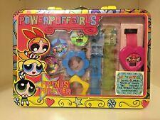 Rare Powerpuff Girls Mix N Match Watch Set with Collectors Tin - Free Shipping!
