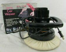 "Wen Orbital Car Waxer Buffer Corded Model 10P 10"" 1/2 HP Ball Bearing 120V AC 3A"