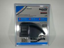 National Hardware Keyless Gate Combination Lock Kit Set N109-045 Yardlock Fence