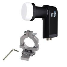 Astro Kathrein Adapter + Inverto Twin LNB Digital Black Ultra HD High Gain lmb