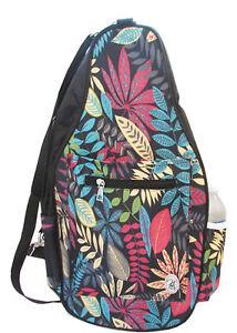 "Pickleball Marketplace - Ladies Printed Backpack - Multi-Color - ""Vera"""