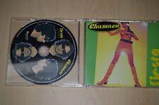 Chamaco - Fiesta. ARE01-004P2 CD-Single promo
