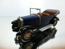 SOMERVILLE 126 VOLVO JAKOB 1927 - BLUE + BLACK 1:43 - EXCELLENT CONDITION - 4