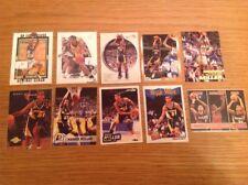 Job Lot - Reggie Miller NBA Basketball Trading Cards
