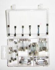60 Glas Fein Sicherungen 32 mm 5 10 15 20 25 30 A Sicherung Satz Set Sortiment