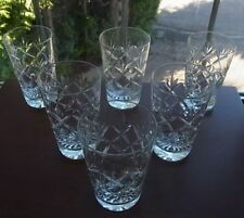 Britain Tumbler Royal Doulton Crystal & Cut Glass