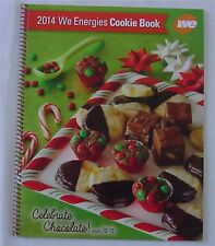Vintage 2014 Cookbook Wisconsin Electric RECIPES Cookie Cooky Book We Energies