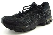 Asics GT-2170 Size 6.5 Medium Black Lace Up Running Synthetic Shoes