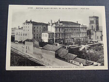 CPSM LYON REFUGE ST MICHEL 69 RUE DES MACCHABEES JUIN 1935