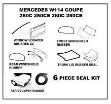 MERCEDES W115 TRUNK MAT RUBBER NEW 1156840205 1968-1976