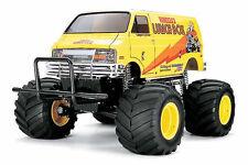 Tamiya Electric Plastic Hobby RC Model Vehicles & Kits