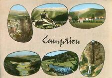 Carte SAINT SAUVEUR CAMPRIEU en Multivues de Camprieu