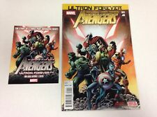 The Avengers Ultron Forever #1 The New Avengers #1 Uncanny The Ultron Imperative