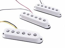 Genuine Fender Deluxe Drive Stratocaster Pickups, Set of 3, 099-2222-000 NEW