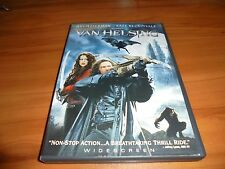 Van Helsing (DVD, 2004, Widescreen) Kate Beckinsale, Hugh Jackman Used
